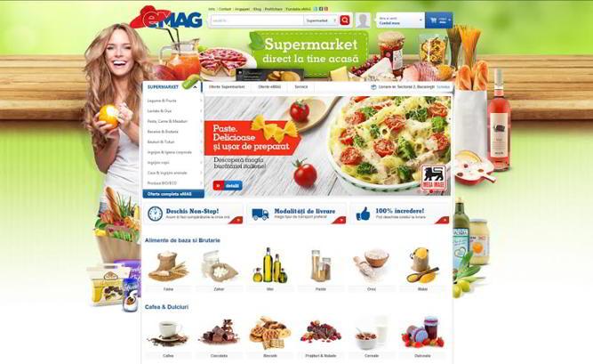 eMag SuperMarket