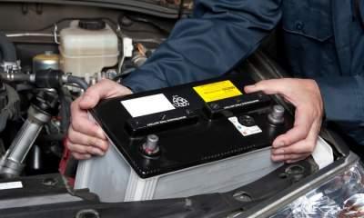 baterie auto